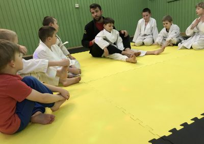 brazylijskie jiu jitsu dla dzieci